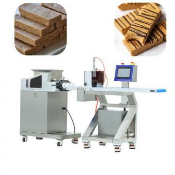 Chocolate Energy Bar Making Machine Exceptional Durable Protein Bar Machine